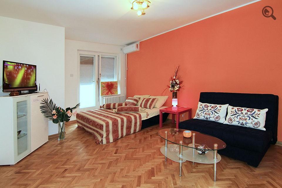 Dvosobni Apartman Kalemegdan Beograd Centar