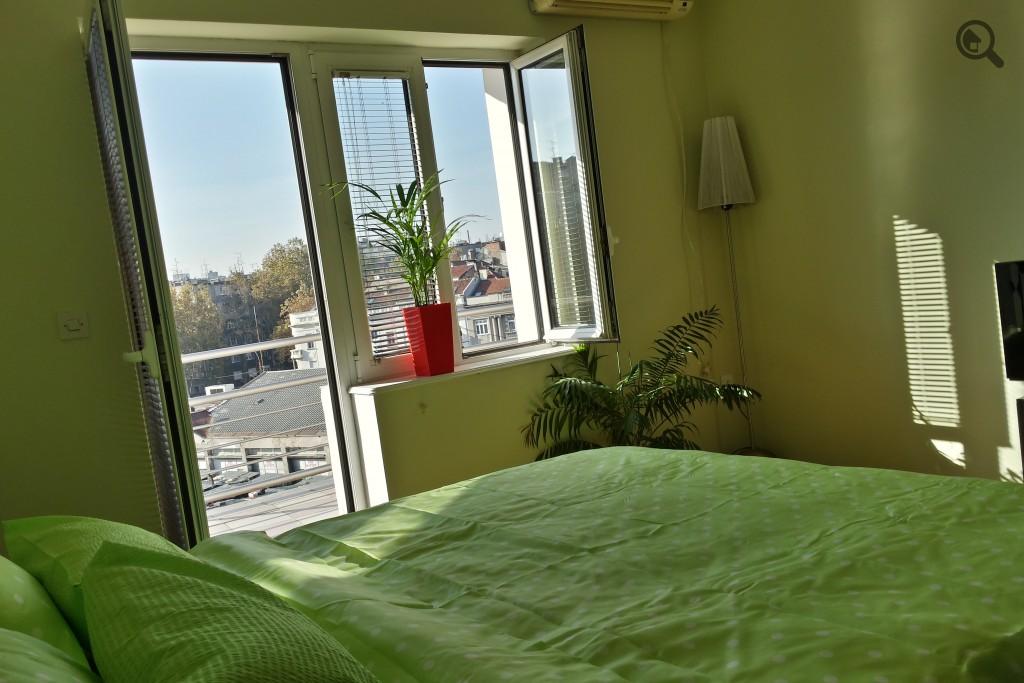 Stan , Beograd (grad) , Kratkoročno izdavanje | Četvorosobni Apartman Ivona Beograd Centar