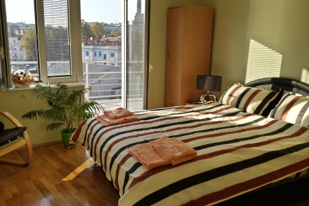 Četvorosobni Apartman Ivona Beograd Centar