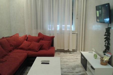 Dvosobni Apartman Diva Beograd Centar