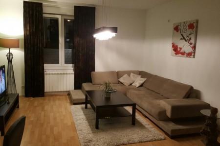 Trosobni Apartman Dunavski cvet Beograd Palilula