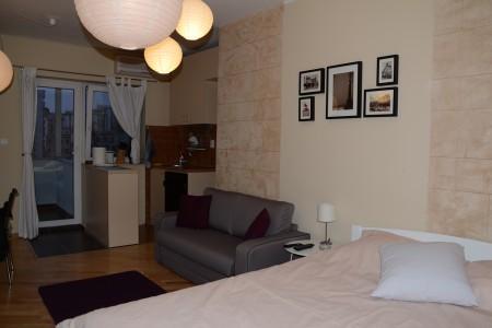 Studio Apartman Nine Beograd Centar