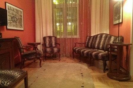 Trosobni Apartman Libeccio Beograd Palilula