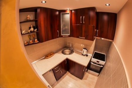 apartmani beograd vid kuhinja