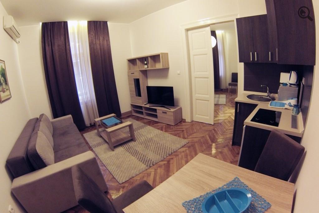 Dvosobni Apartman Complex 1 Beograd Centar