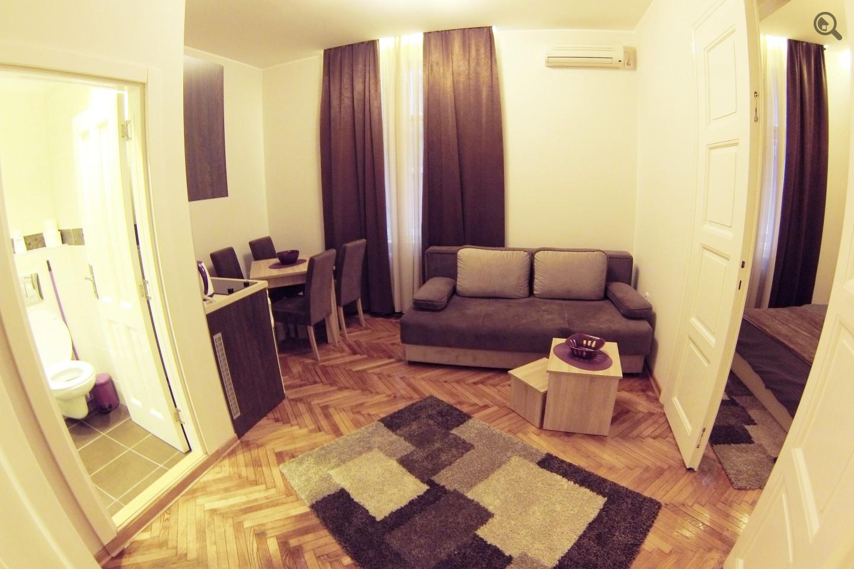 Dvosobni Apartman Complex 2 Beograd Centar