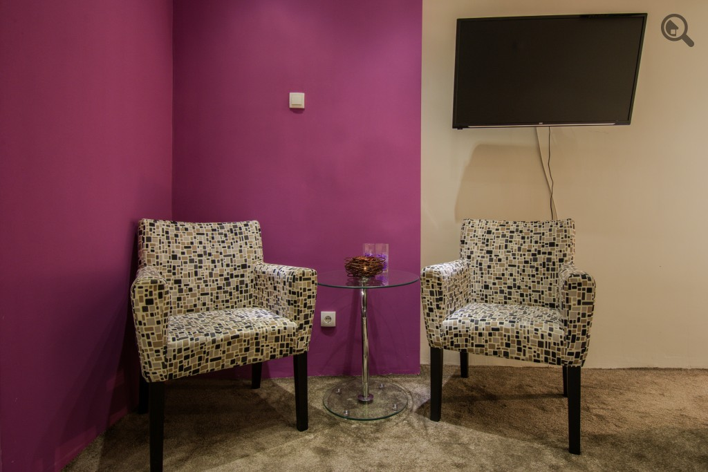 Studio Apartman Purple center Beograd Centar