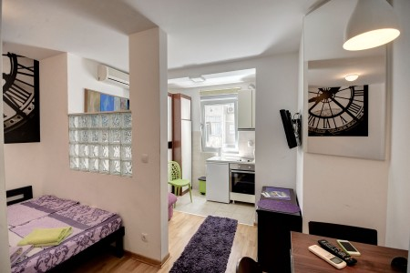 Studio Apartment Mala Nina Belgrade Center