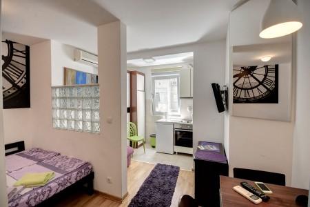 Studio Apartment Mala Nina Belgrade Center