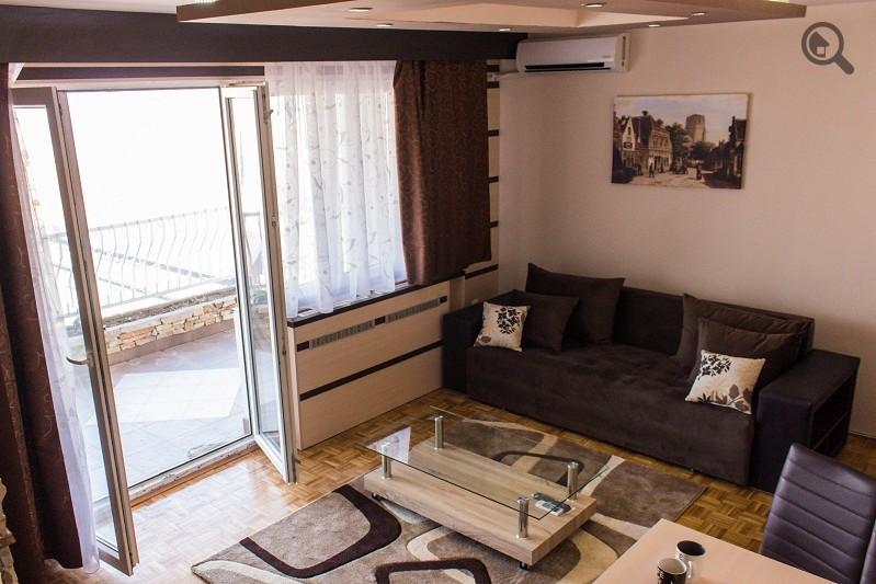 Dvosoban Apartman Kamen Beograd Centar