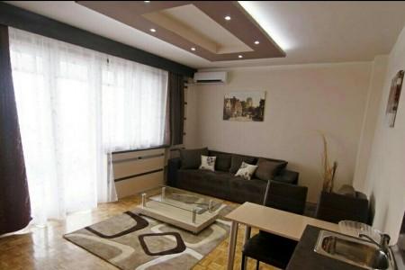 apartmani beograd Kamen dnevna soba