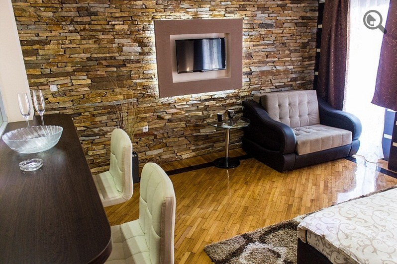 Studio Apartman Ajfel Beograd Centar