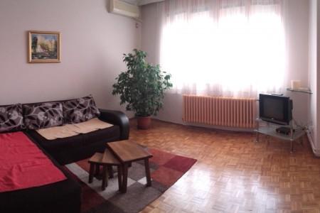 apartmani beograd Dositejeva dnevna soba