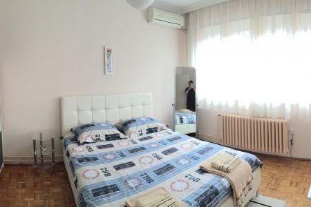 apartmani beograd Dositejeva spavaca soba