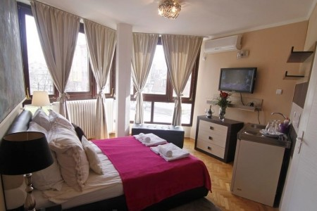Studio Apartman Naty 3 Beograd Centar