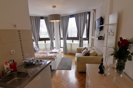 apartments belgrade Naty 4 cetvorka 4
