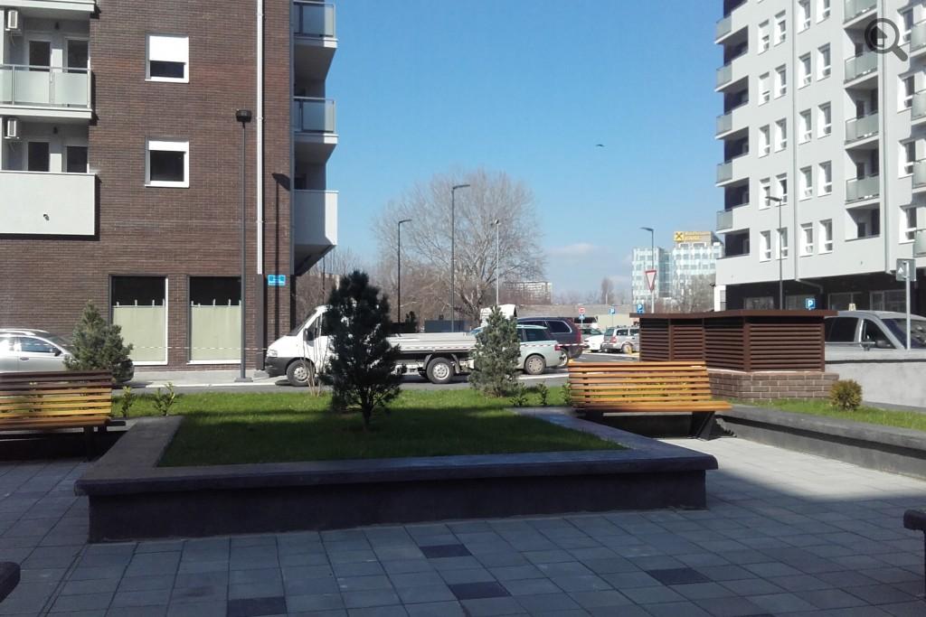 Jednosoban Apartman Cezar Beograd Novi Beograd