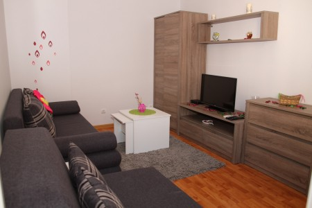 Studio Apartment Pedestrian Zone Belgrade Center