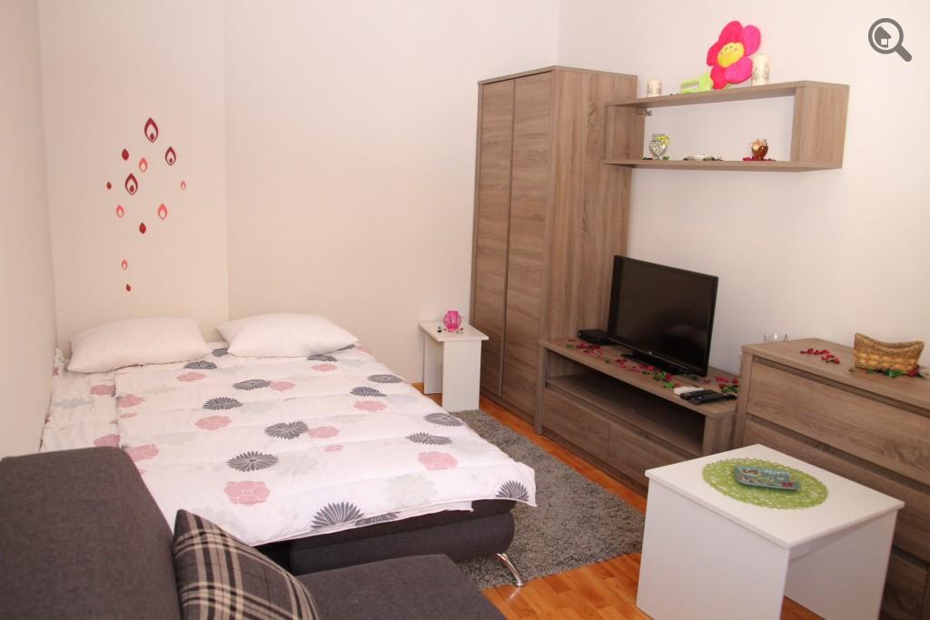 Stan , Beograd (grad) , Kratkoročno izdavanje | Studio Apartman Pedestrian Zone Beograd Centar