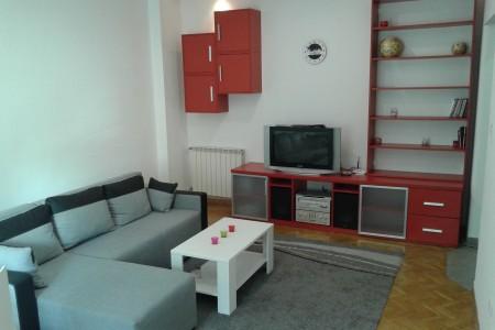 Two Bedroom Apartment Solun Belgrade Center