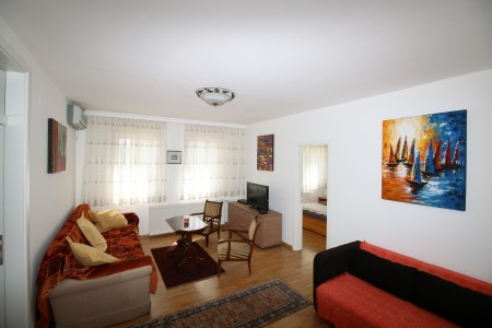 Two Bedroom Apartment Kombank Belgrade New Belgrade