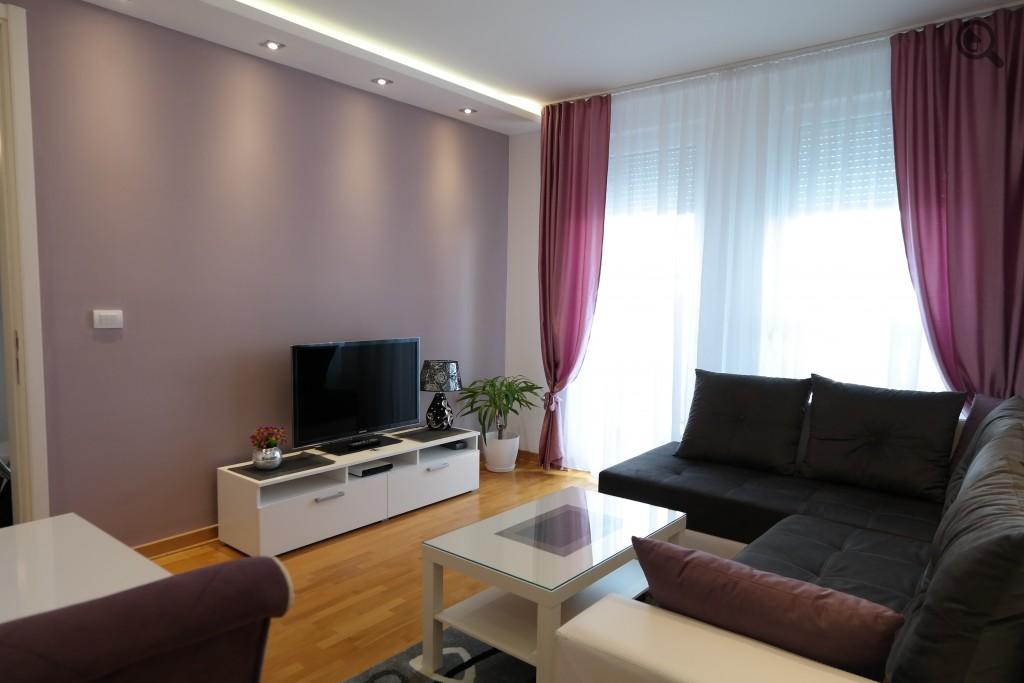 Dvosoban Apartman Luna Beograd Novi Beograd