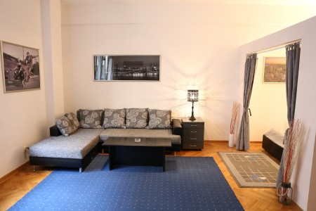 One Bedroom Apartment Sinatra Belgrade Center