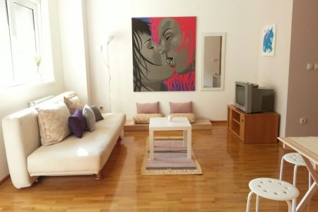 Jednosoban Apartman Modi Beograd Centar