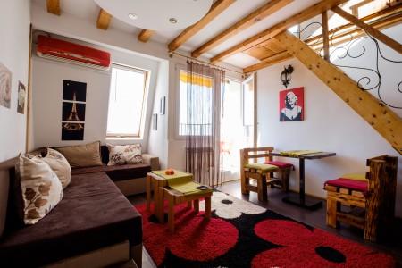 Dvosoban Apartman 14 Beograd Centar