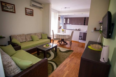 Two Bedroom Apartment Suncokret Belgrade New Belgrade