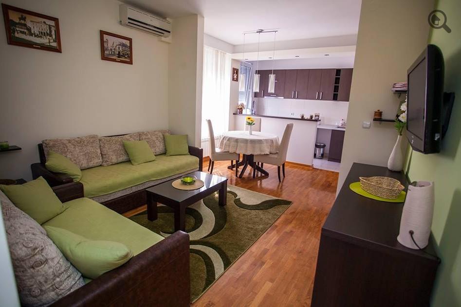 Dvosoban Apartman Suncokret Beograd Novi Beograd