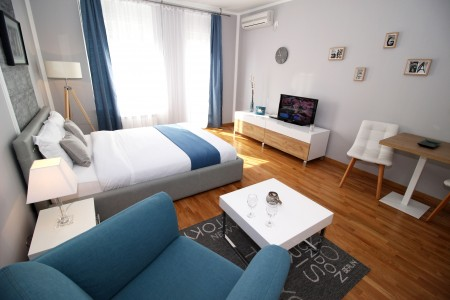 Studio Apartment Konzul Belgrade New Belgrade
