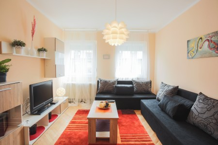 Two Bedroom Apartment Condo Belgrade Savski Venac