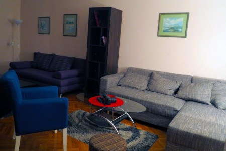 Three Bedroom Apartment Traveler's Premium Apartman Belgrade Center