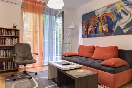 Dvosoban Apartman Balkon Beograd Centar