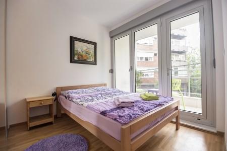 apartmani beograd balkon spavaca soba