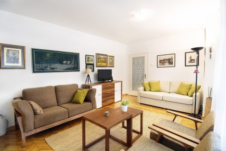 Two Bedroom Apartment Livia Belgrade Palilula