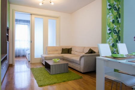 Two Bedroom Apartment Atlas Belgrade New Belgrade