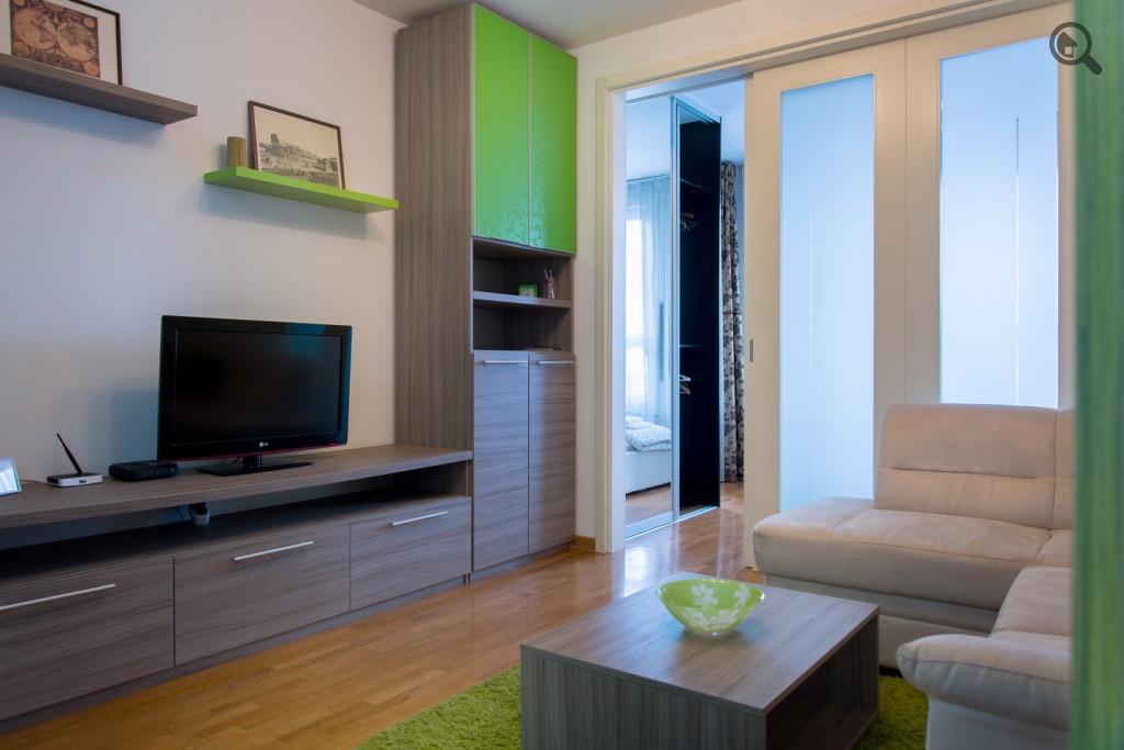 Dvosoban Apartman Atlas Beograd Novi Beograd
