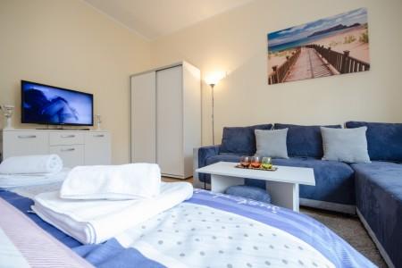 Jednosoban Apartman Bianco Beograd Centar