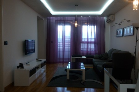 Two Bedroom Apartment Aleksandar Belgrade New Belgrade