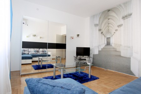 Dvosoban Apartman Gospodar Jovan Beograd Centar