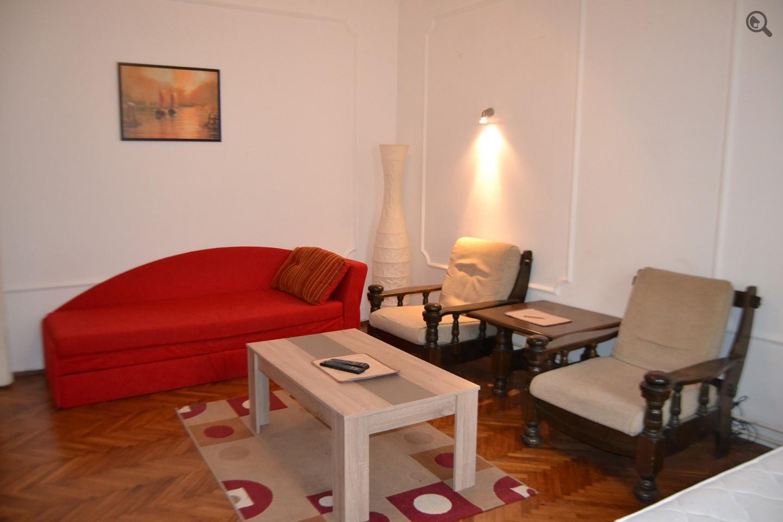 Dvosoban Apartman Safir Beograd Savski Venac