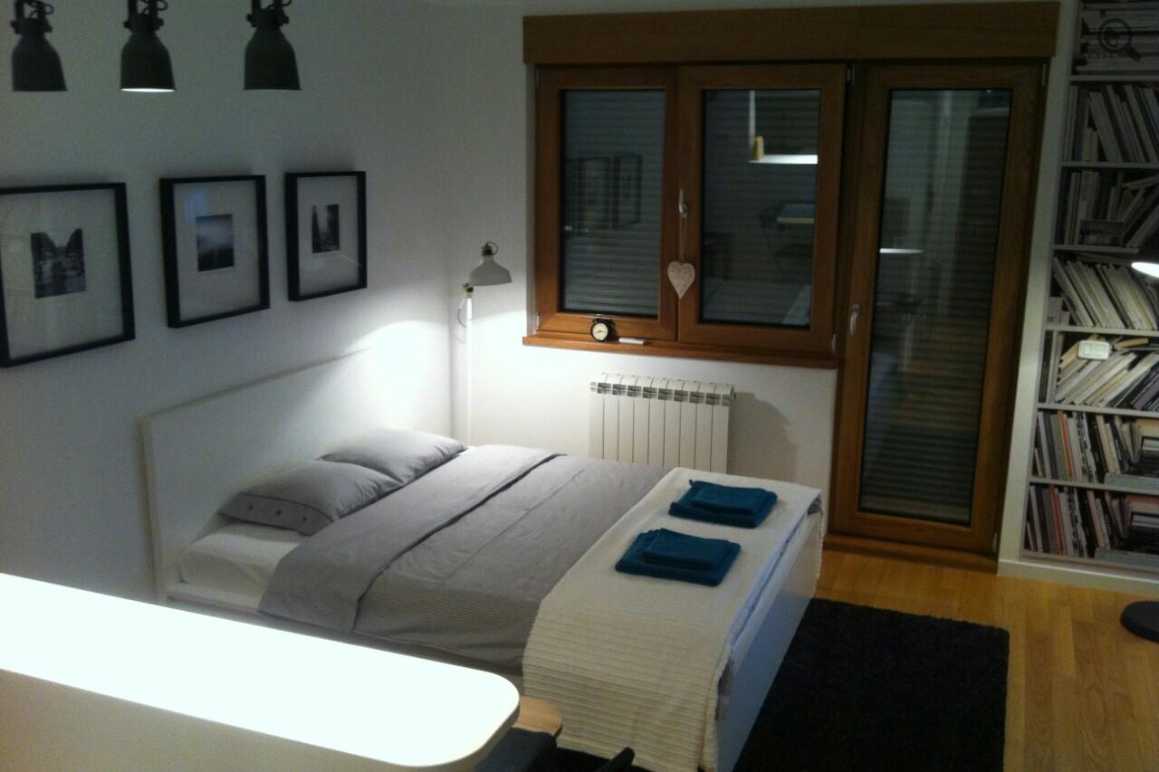 Studio Apartman Bašta Beograd Novi Beograd
