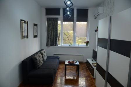 Studio Apartment Studio Skadarlija Belgrade Center