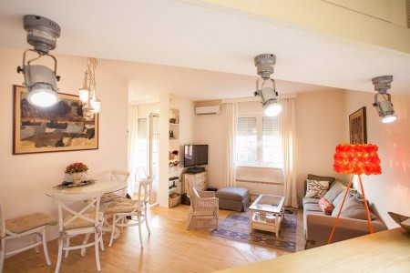 One Bedroom Apartment Sasa Belgrade Vracar