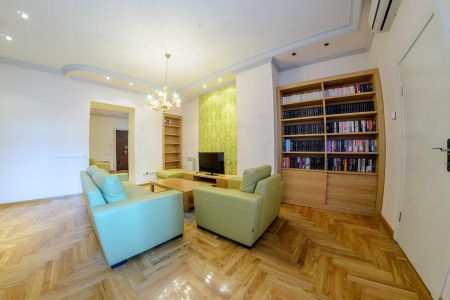 Three Bedroom Apartment Slavija 1 Belgrade Savski Venac