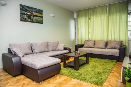 Two Bedroom Apartment Wanderlust Belgrade Vracar