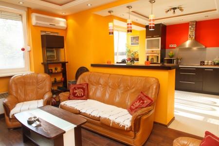 Two Bedroom Apartment Deluxe Belgrade Center