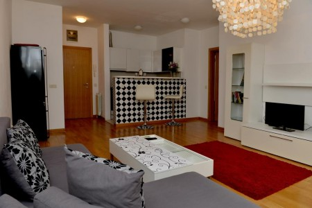 Three Apartment Stari Arlekino Belgrade Center